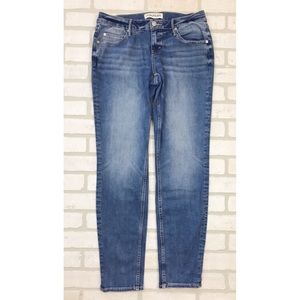 Maurices True Blue Skinny Jeans 29